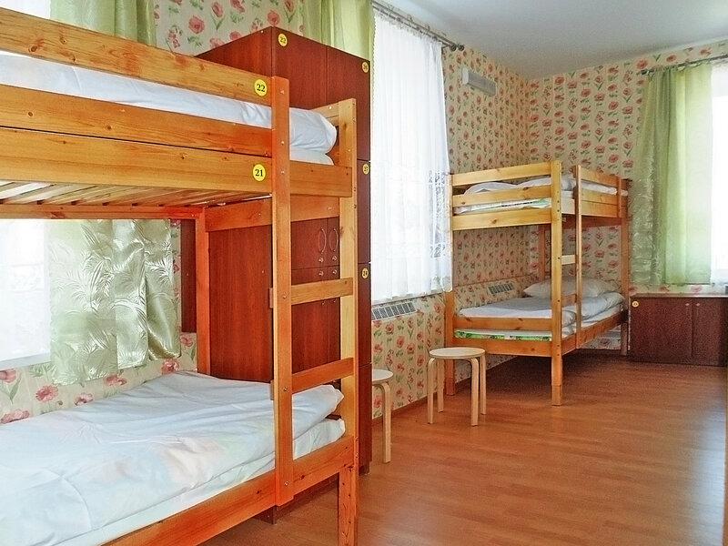 Hostel-Кижи
