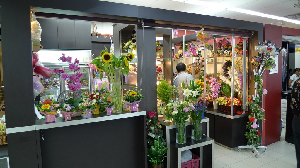 подходящие объекты цветочный отдел фото история начинается