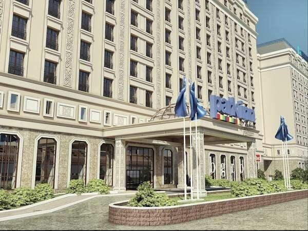 гостиница — Park Inn Astana — Нур-Султан, фото №1