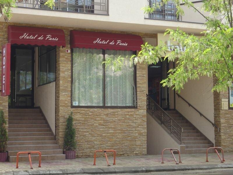 Отель Де Париж
