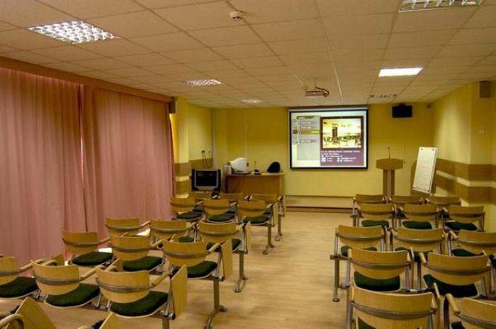 База-гостиница международного детского центра Артек