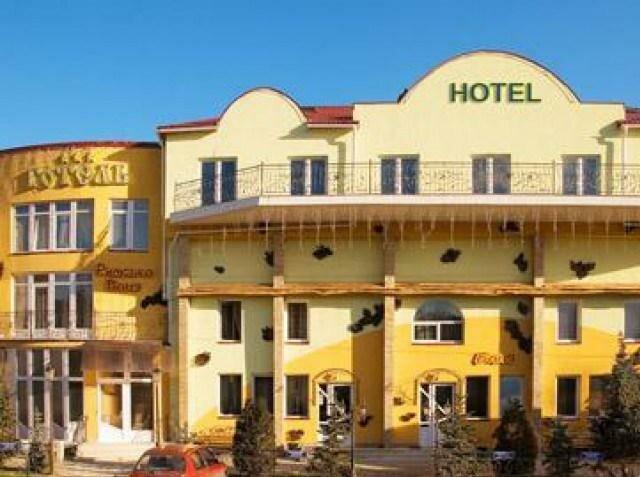 Отель Святослав