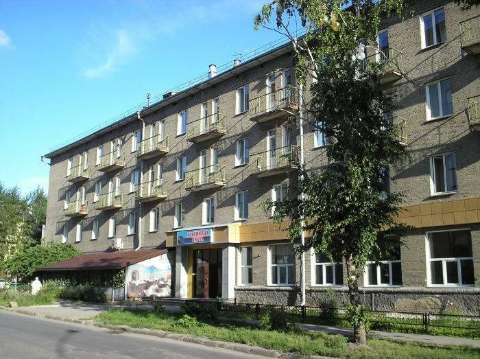 Дом артистов Новосибирского цирка