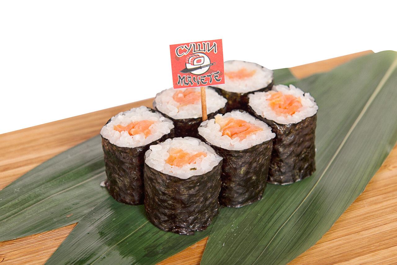 Фото суши из магазина