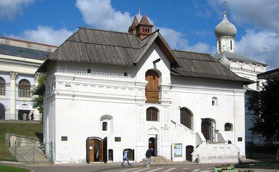 музей — Музей Старый Английский двор — Москва, фото №5