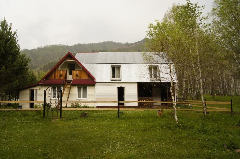 дом отдыха — Сельская усадьба — село Узнезя, фото №1