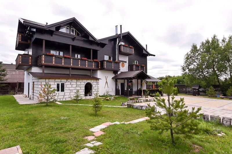 Гостевой дом Куршале