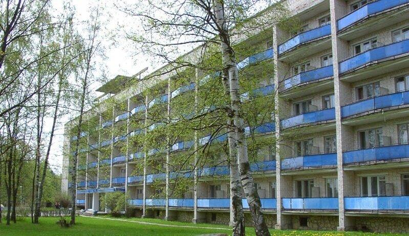 гостиница — Буревестник — Санкт-Петербург, фото №2