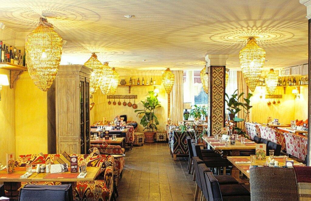 restaurant — Khochu Kharcho — Санкт-Петербург, фото №1
