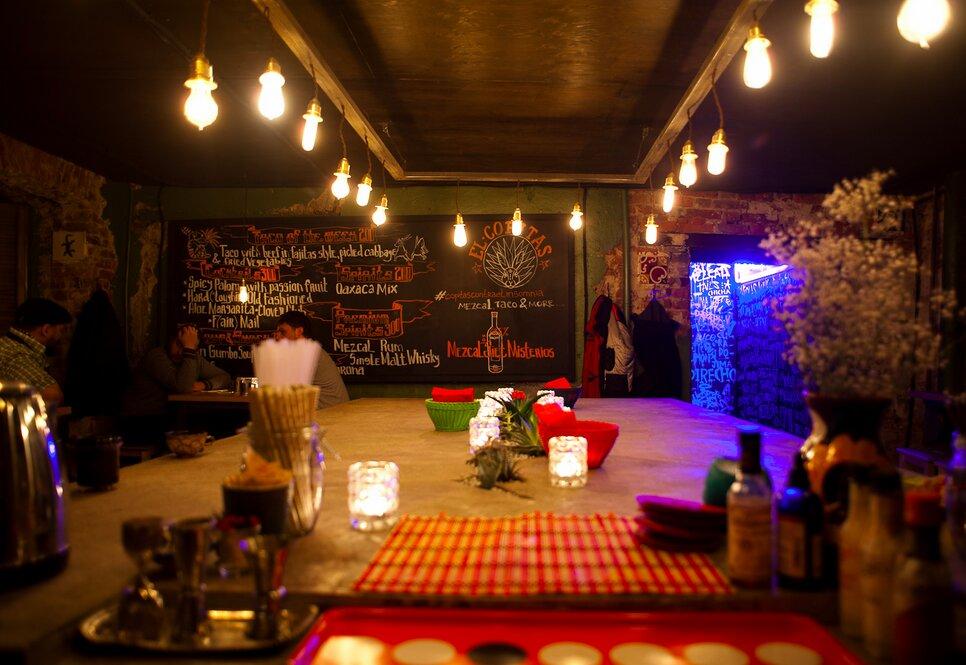 pub, bar — El Copitas — Saint Petersburg, фото №5