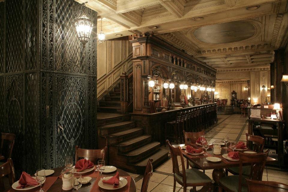 ресторан — Кафе Пушкинъ — Москва, фото №9