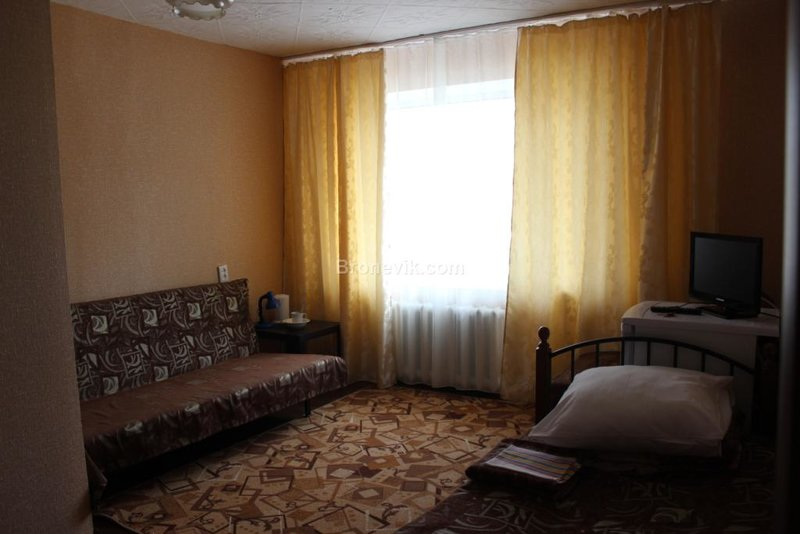 Гостиница Центральная г. Верхняя Тура