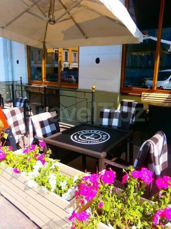 ресторан — Central Bar — Одесса, фото №8