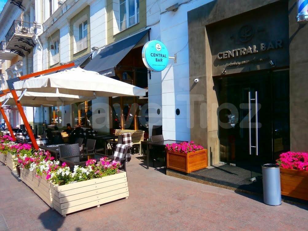ресторан — Central Bar — Одесса, фото №5