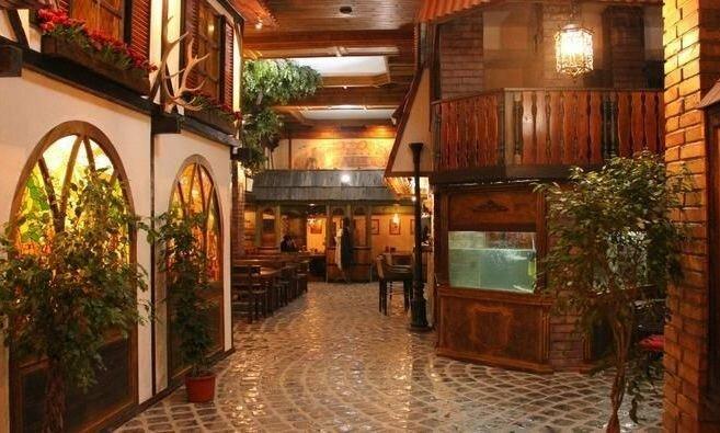 ресторан — Августин — Нур-Султан, фото №2