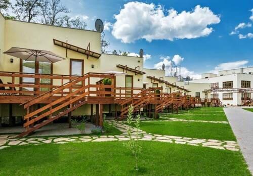 Гостиннично-ресторанный комплекс Дача на Десне