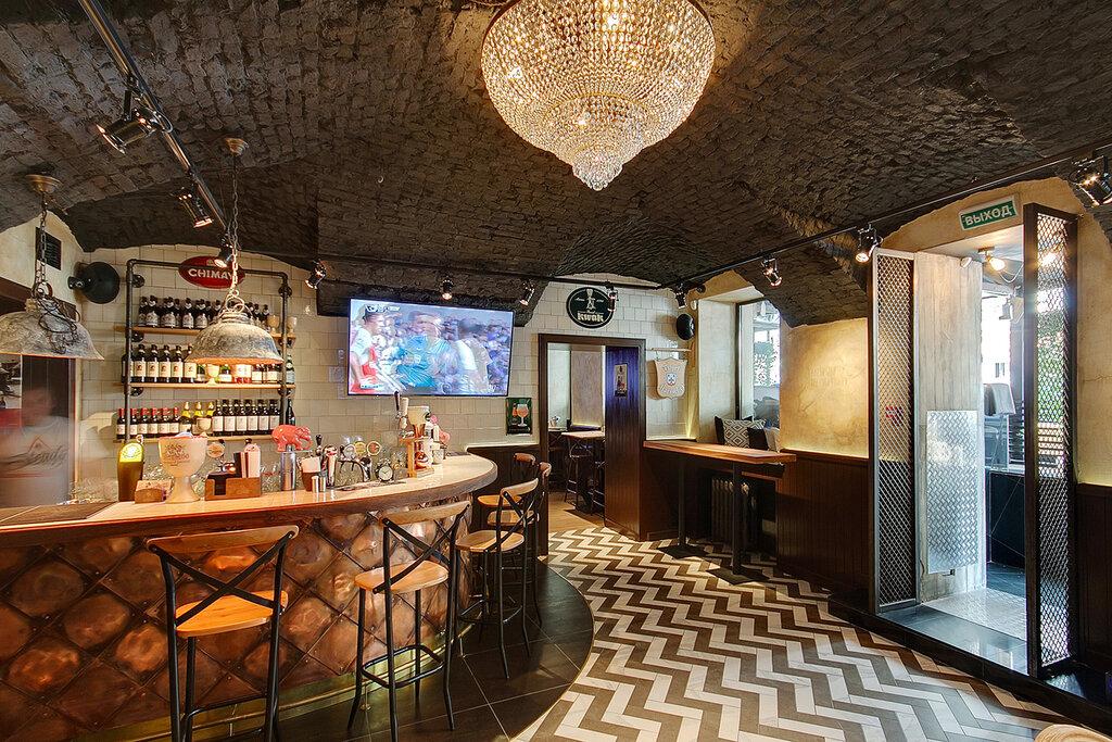 pub, bar — Belgiysky gastronomichesky pab Waterloo — Saint Petersburg, фото №10