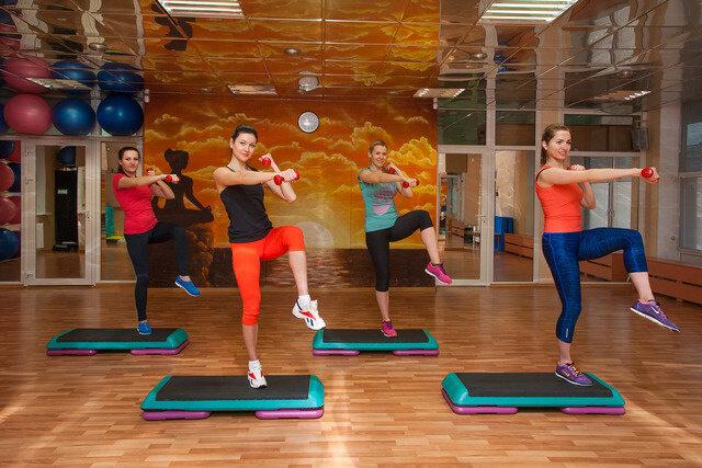 фитнес-клуб — Каприз — Минск, фото №7