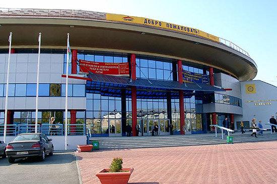 спортивный комплекс — Дворец игровых видов спорта — Екатеринбург, фото №8