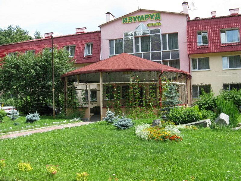 Изумруд-отель