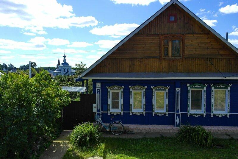 Гостевой дом Варваринский