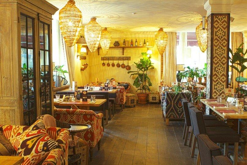 restaurant — Khochu Kharcho — Санкт-Петербург, фото №7