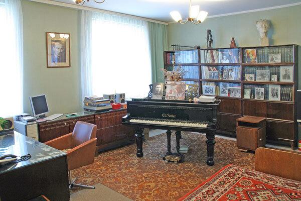 музей — Мемориальный музей-квартира композитора Назиба Жиганова — Казань, фото №5