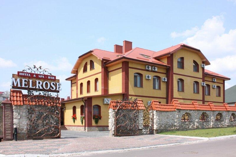 Melrose Hotel-Spa