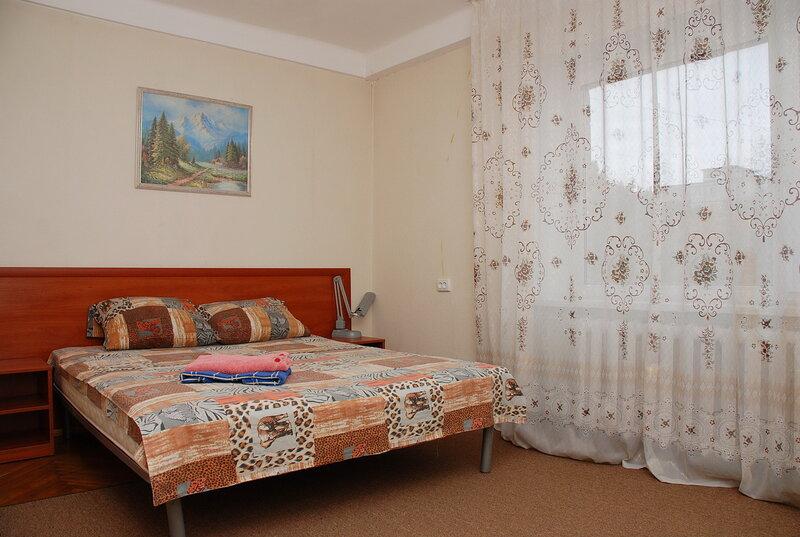 Apartment on Lesi Ukrainky Blvd 10a