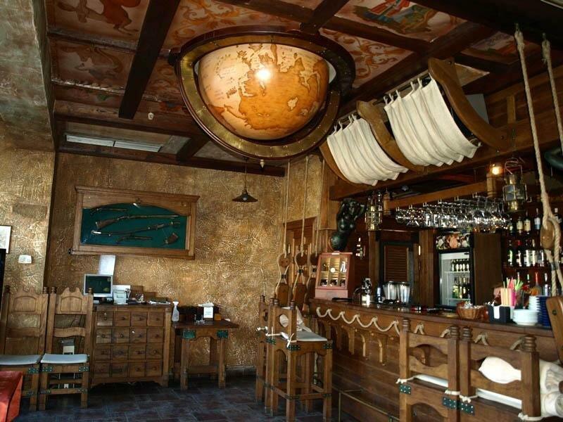 Загородный ресторан-замок Мюнхгаузен