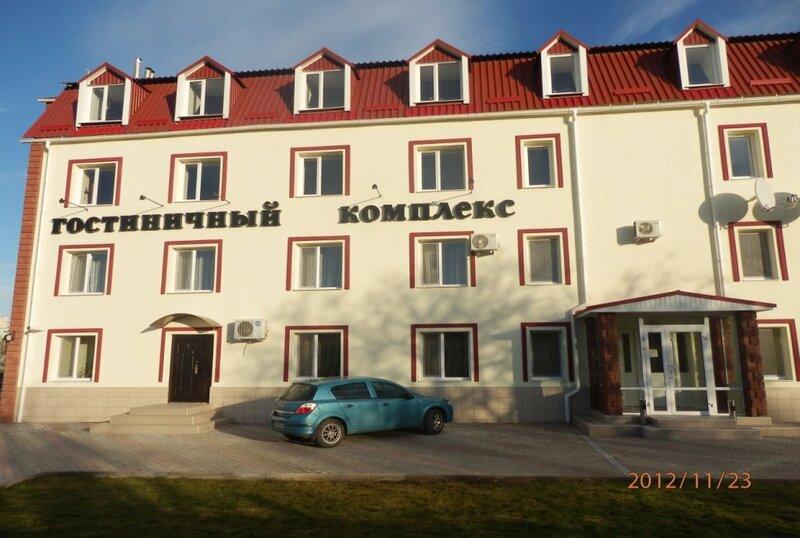 Гостиничный комплекс Домино