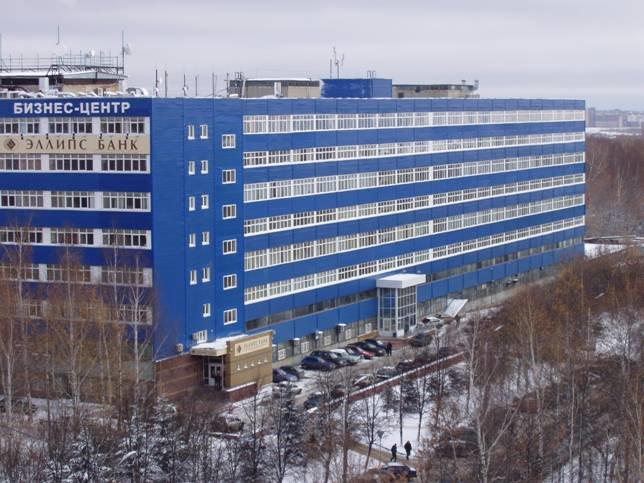 бизнес-центр — Орбита — Нижний Новгород, фото №2