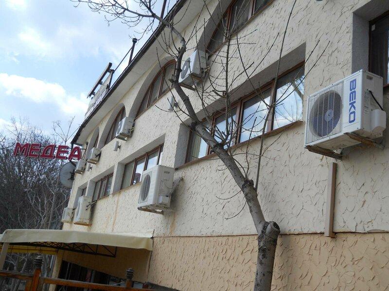 Гостинично-ресторанный комплекс Медеа