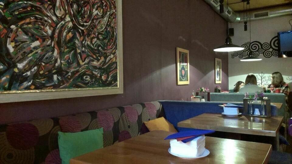 кафе — Алхимия — Одесса, фото №3