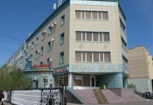 гостиница — Отель Metro Partk — Нур-Султан, фото №2