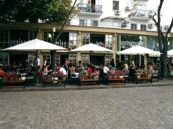 кафе — Базилик — Одесса, фото №1