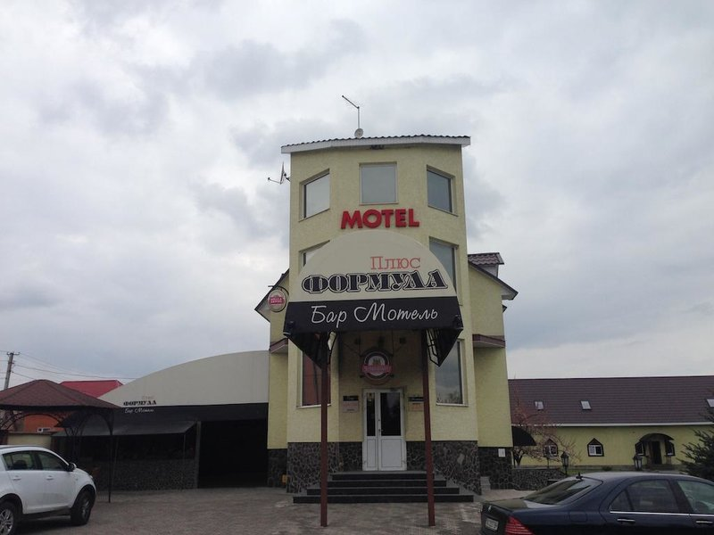 Отель Формула-плюс