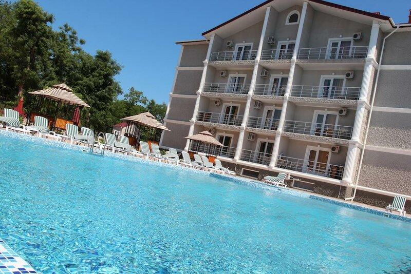 Отель Анна Мария