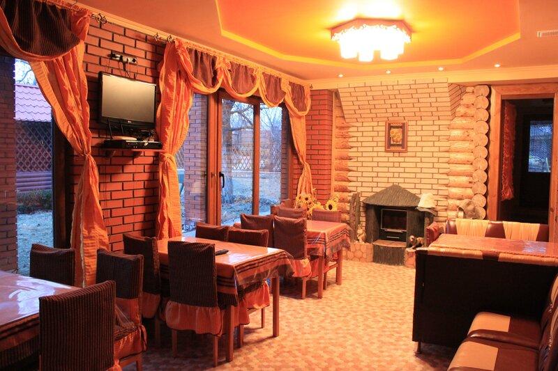 Мини отель Вулик