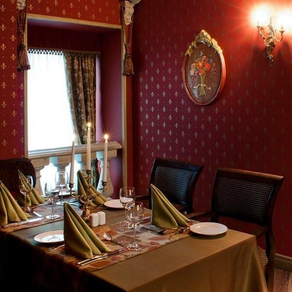 restaurant — Dom berga — Veliky Novgorod, photo 1