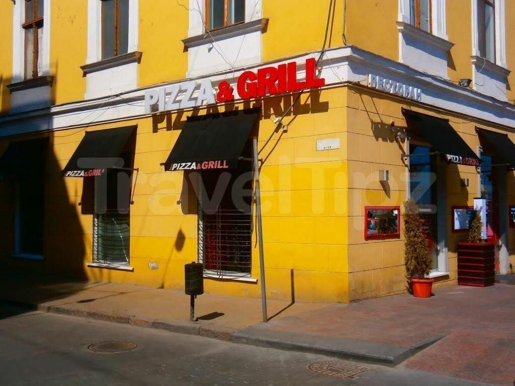 пиццерия — Pizza & Grill — Одесса, фото №2