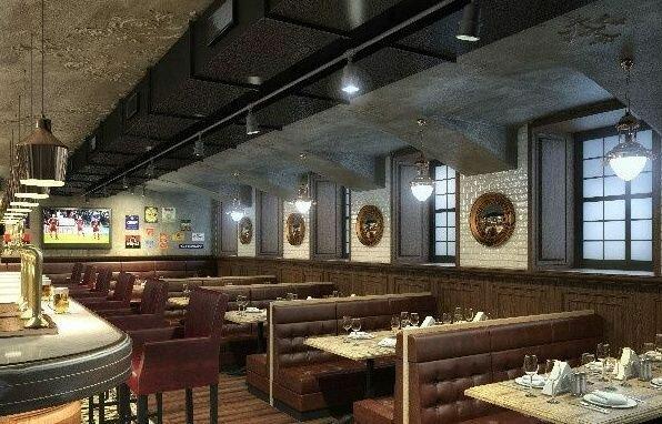 restaurant — Belgisky gastronomichesky pab Brugge — Saint Petersburg, фото №10
