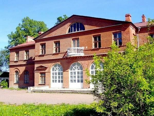 музей — Приютино — коттеджный посёлок Лесная усадьба, фото №1