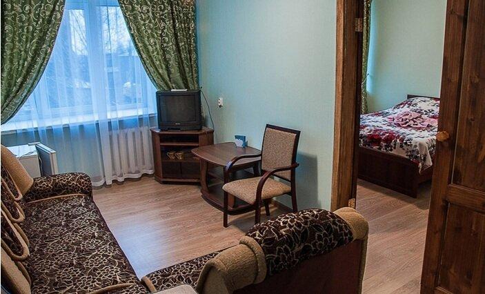 Гостиница Яшма