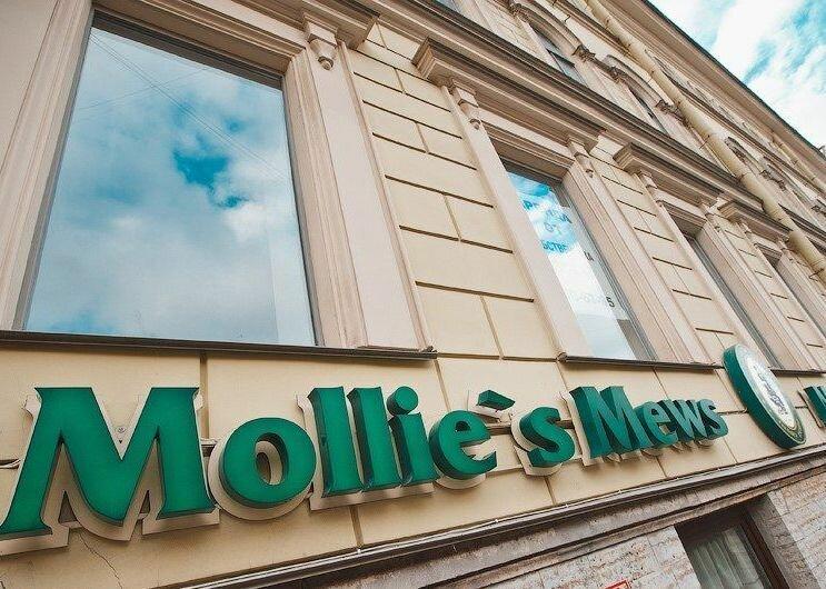 pub, bar — Mollie's Mews — Saint Petersburg, фото №1