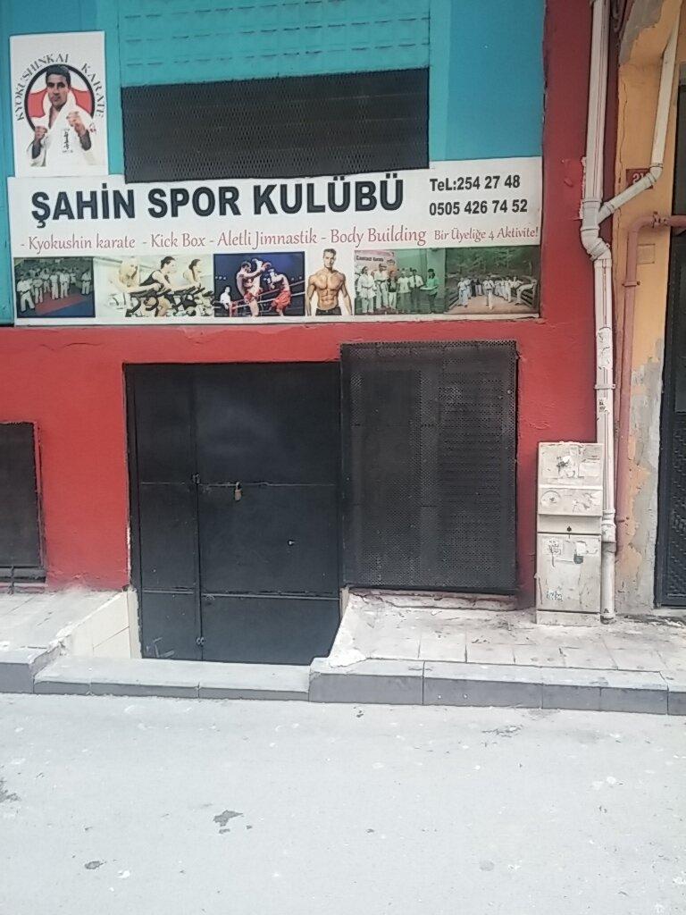 workout center — Şahin Fitness Center — Sisli, photo 1
