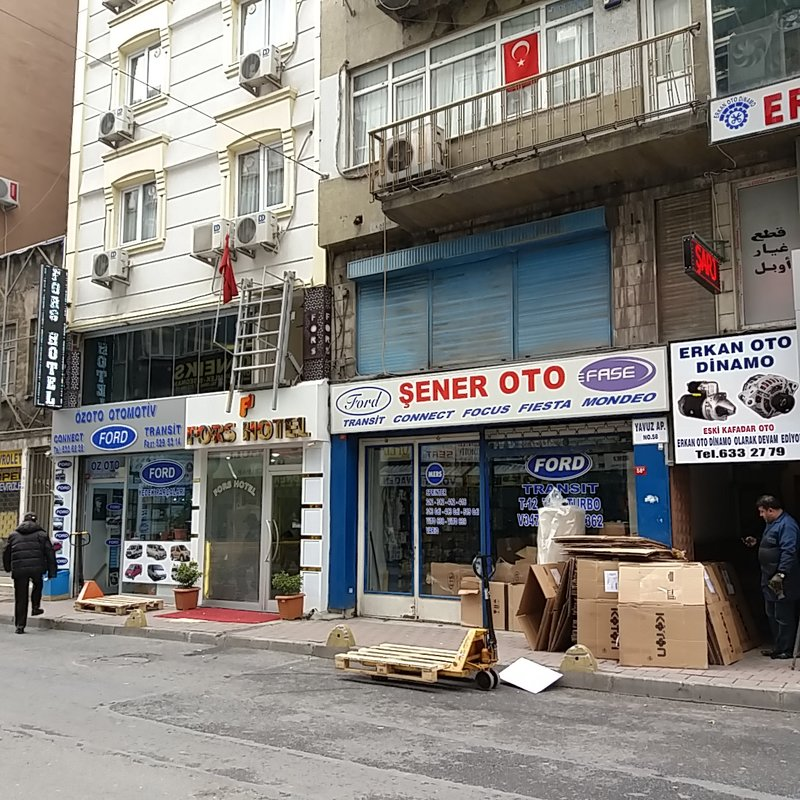 Fors Hotel Istanbul