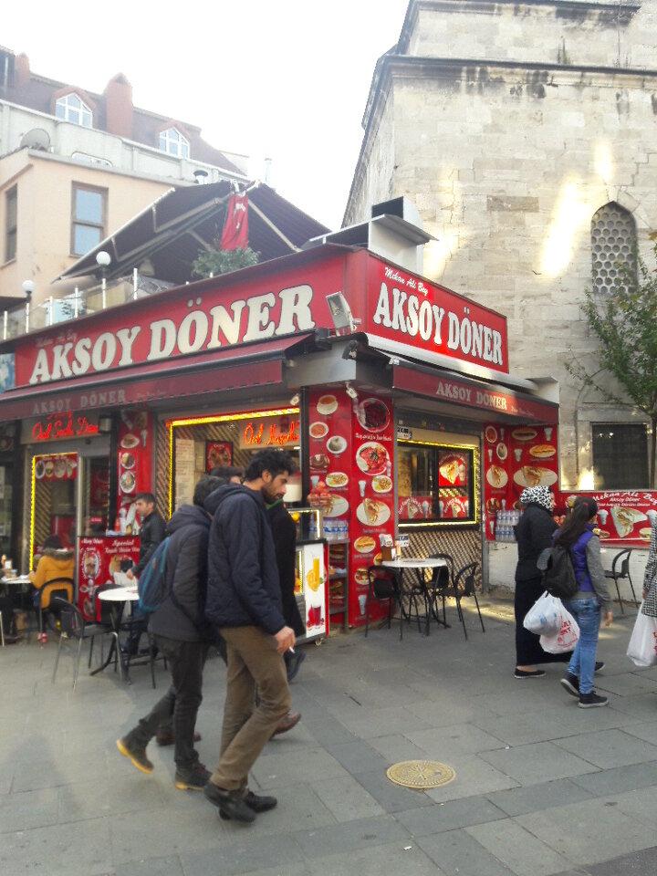fast food — Aksoy Döner — Fatih, photo 2