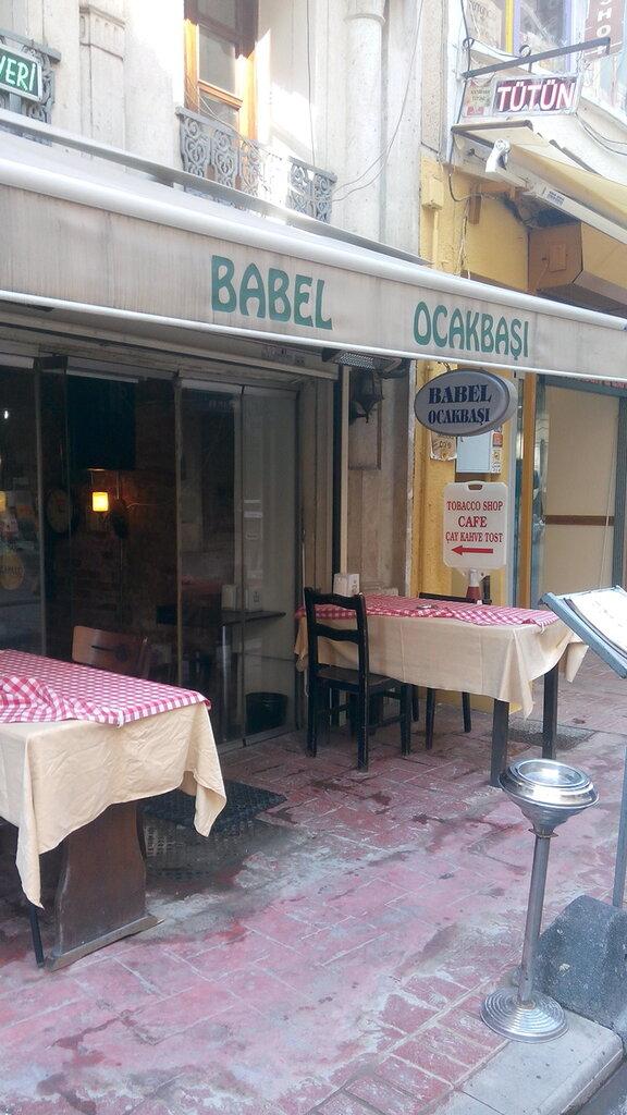 kafe — Babel Ocakbaşı Nevizade — Beyoğlu, foto №%ccount%