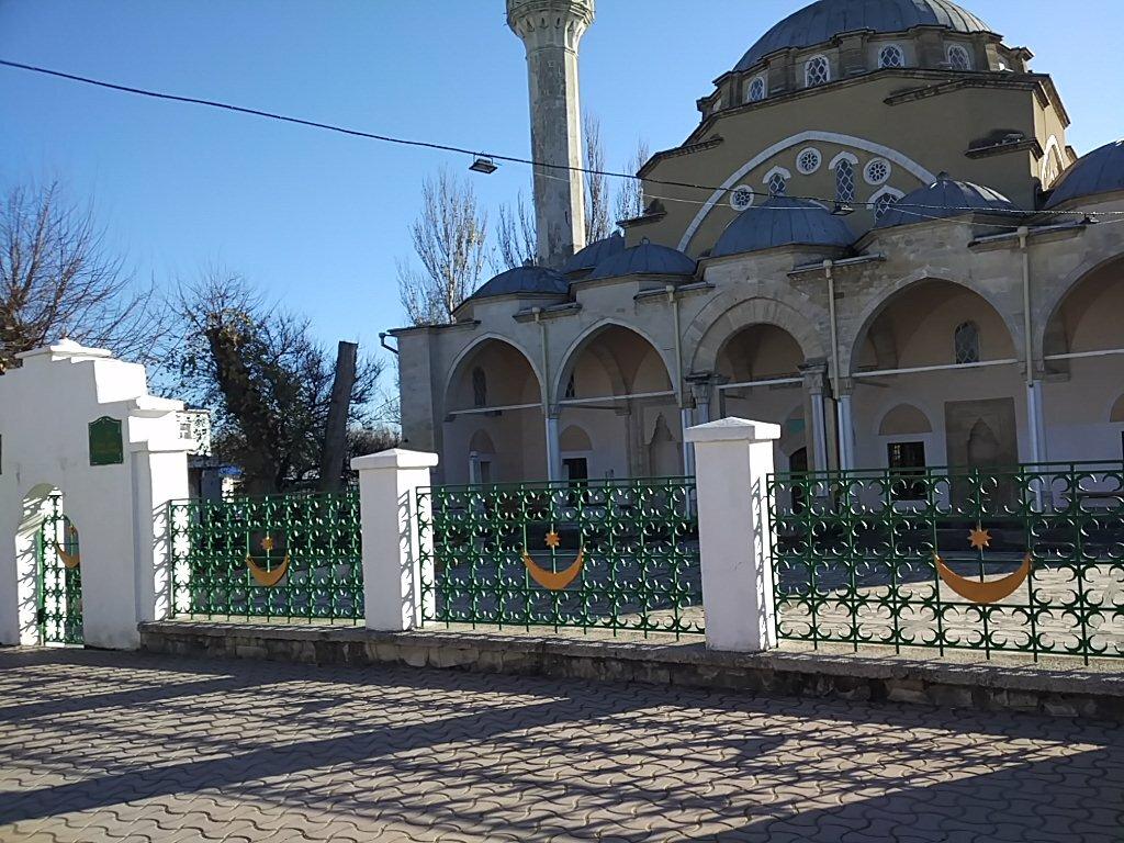 мечеть — Джума Хан-Джами — Евпатория, фото №5